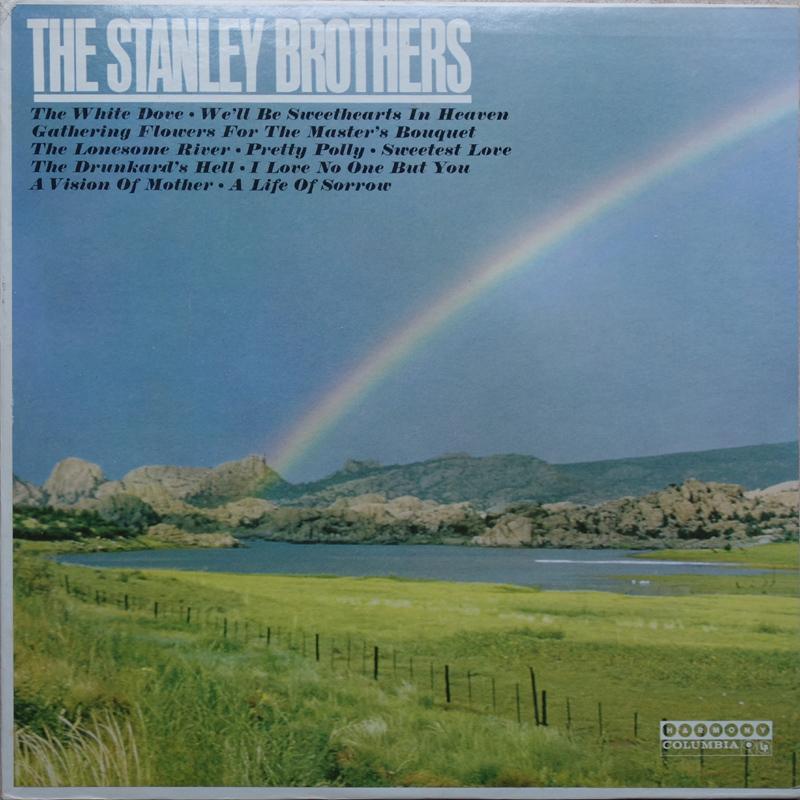 The Stanley Brothers Little Bessie - Village Church Yard