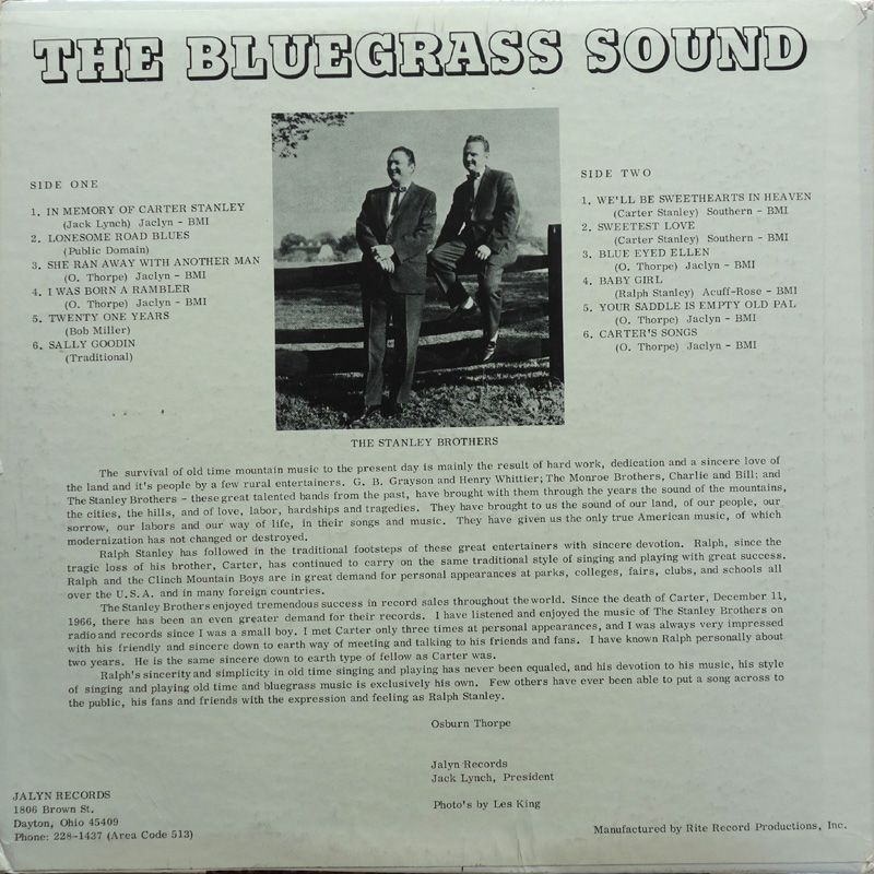 CME: The Bluegrass Sound Of