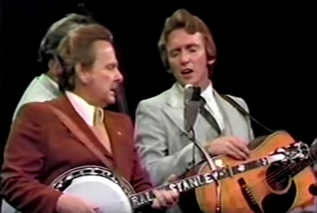 Ralph Stanley and Keith Whitley - KET Bluegrass Special TV Show
